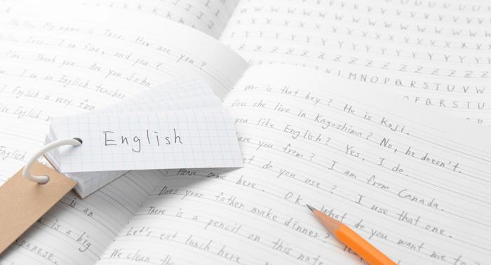 将来英語を学校で勉強するイメージ